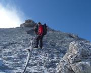 Watzmann-Überschreitung - Auf Grat, Bändern und Platten zur Mittelspitze