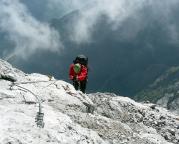 Watzmann-Überschreitung - von der Mittelspitze zur Südspitze, ein Abenteuer
