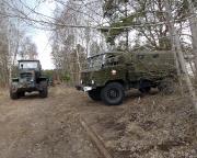 GSSD Lager - die Begegnung mit den Streitkräften der UdSSR
